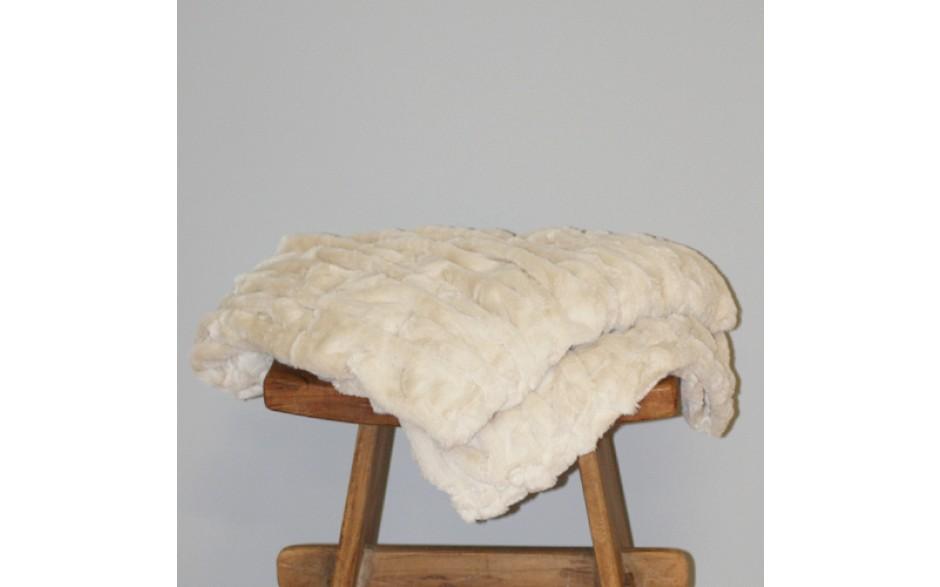 Sprei Ivory Fur